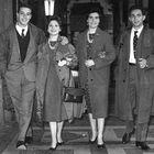 Lo struscio, 50 anni fa sotto i portici a Firenze. Carlo Metella Milvia e Sandro
