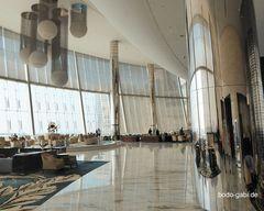 Lobby der Etihad Towers