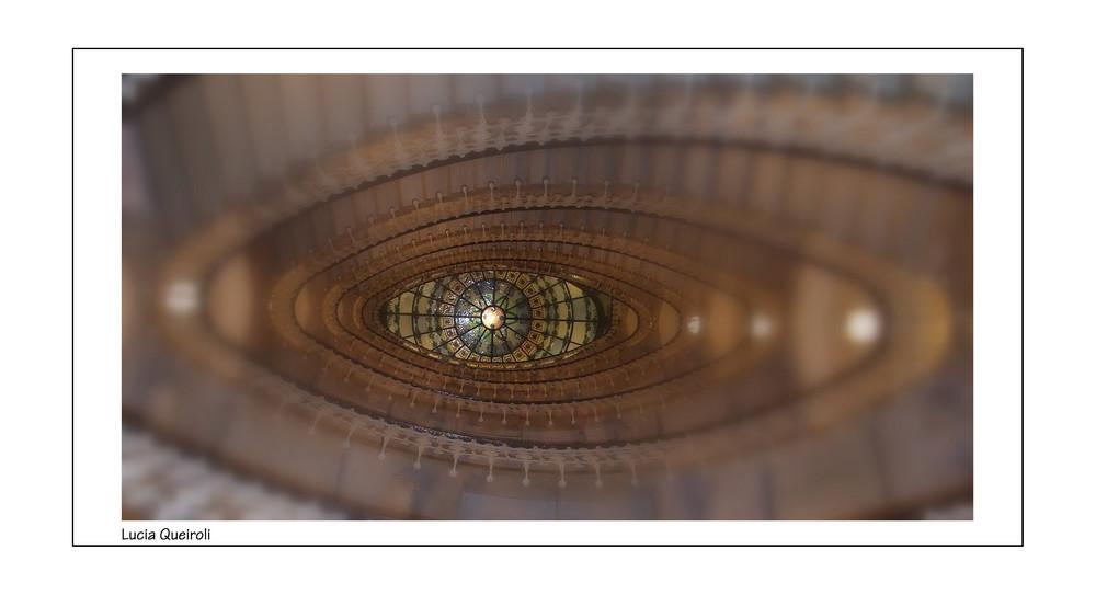 L'occhio della scala