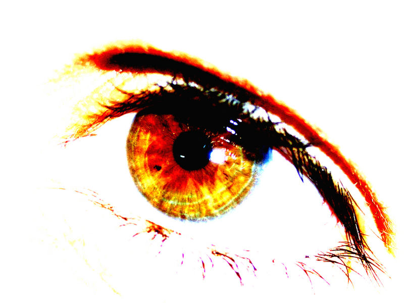 L'occhio speranzoso