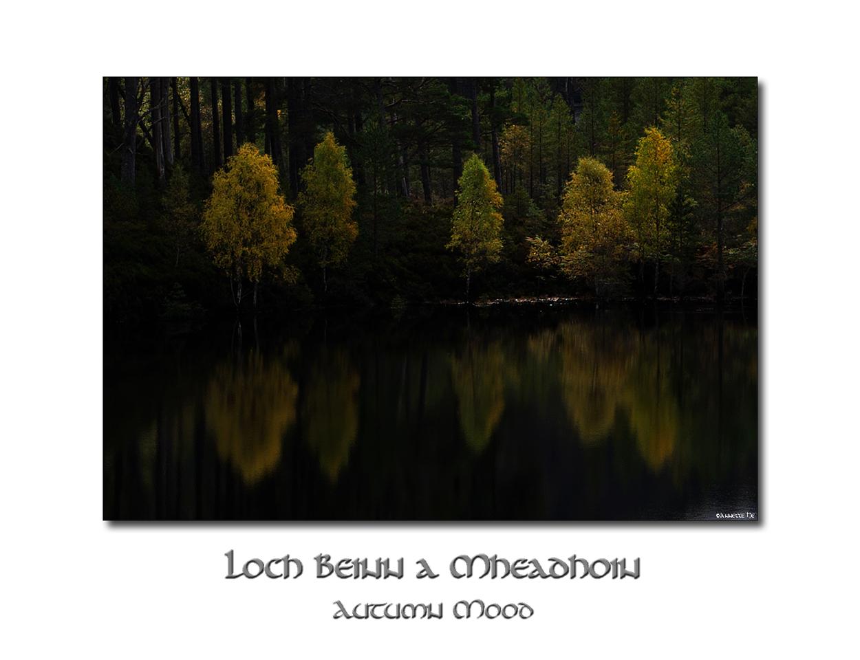 Loch Beinn a Mheahoin