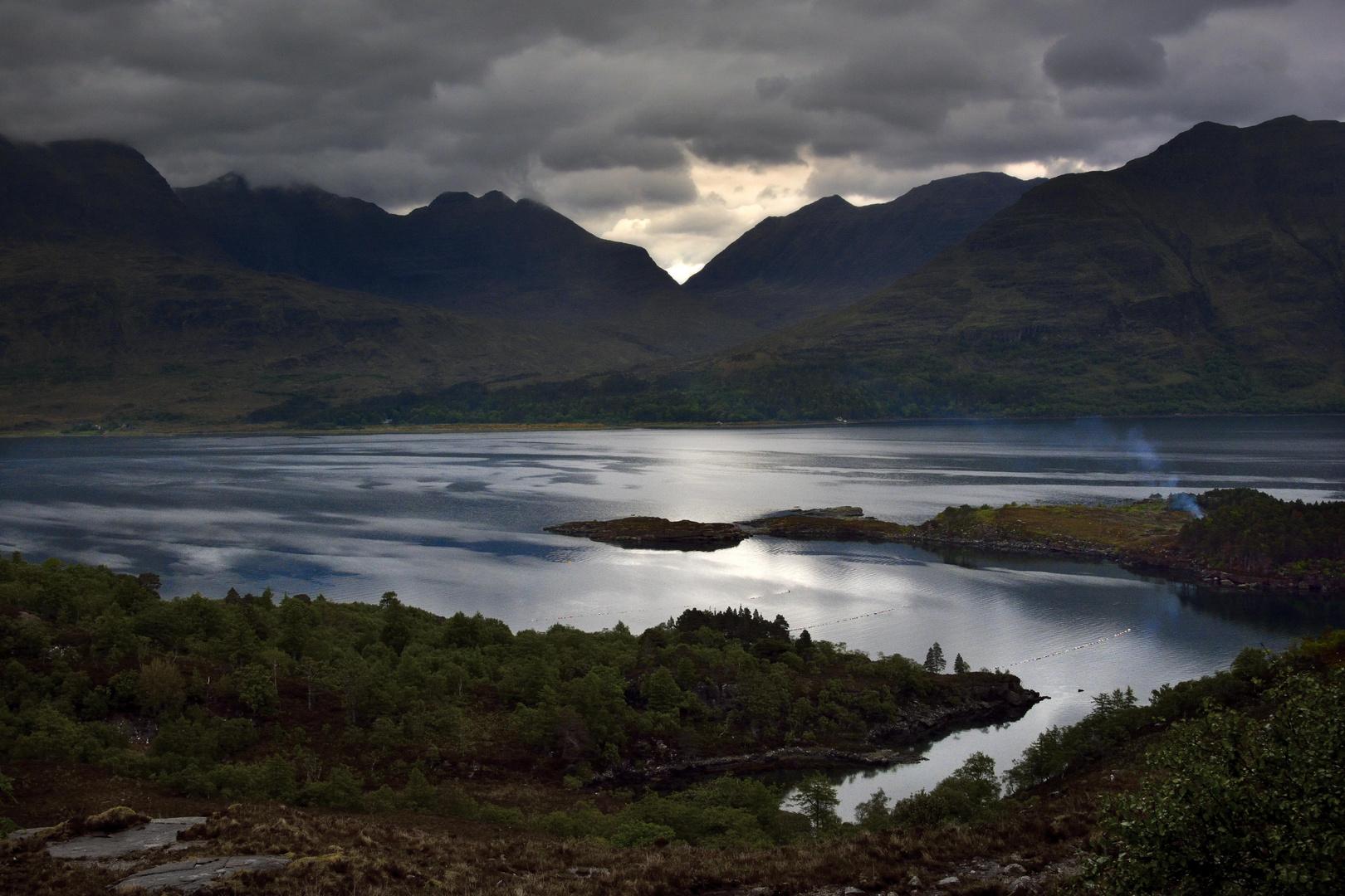 Loch carron HIGHLANDS