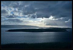 Loch Ewe im Abendlicht