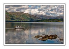 Loch Linnhe Scotland