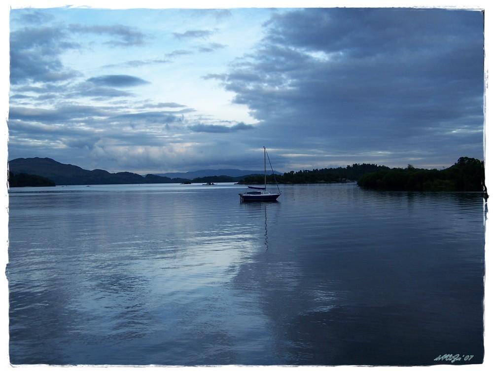 Loch Lommond - Un món de calma