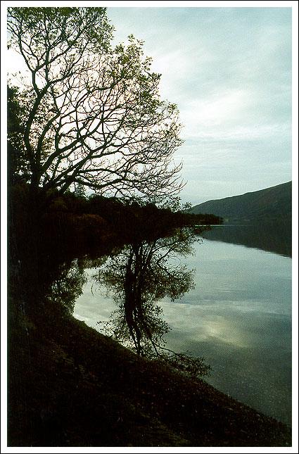 Loch Lomond am Morgen