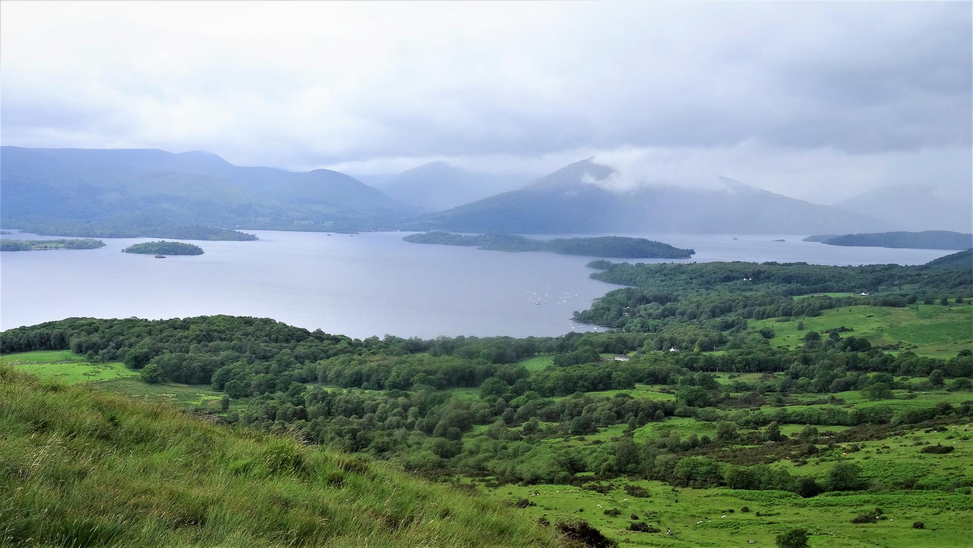 Loch Lomond (Schottland)