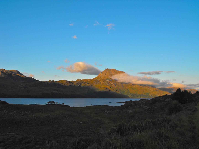 Loch Maree and Sliochs steeps