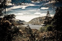 Loch Veagh im Glenveagh National Park (County Donegal, Irland)
