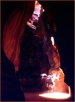 Lochkamera - Antelope Canyon
