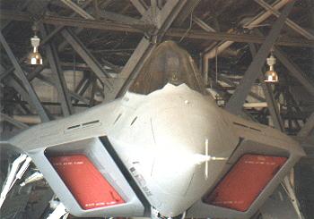Lockeed YF-22 Raptor Prototype