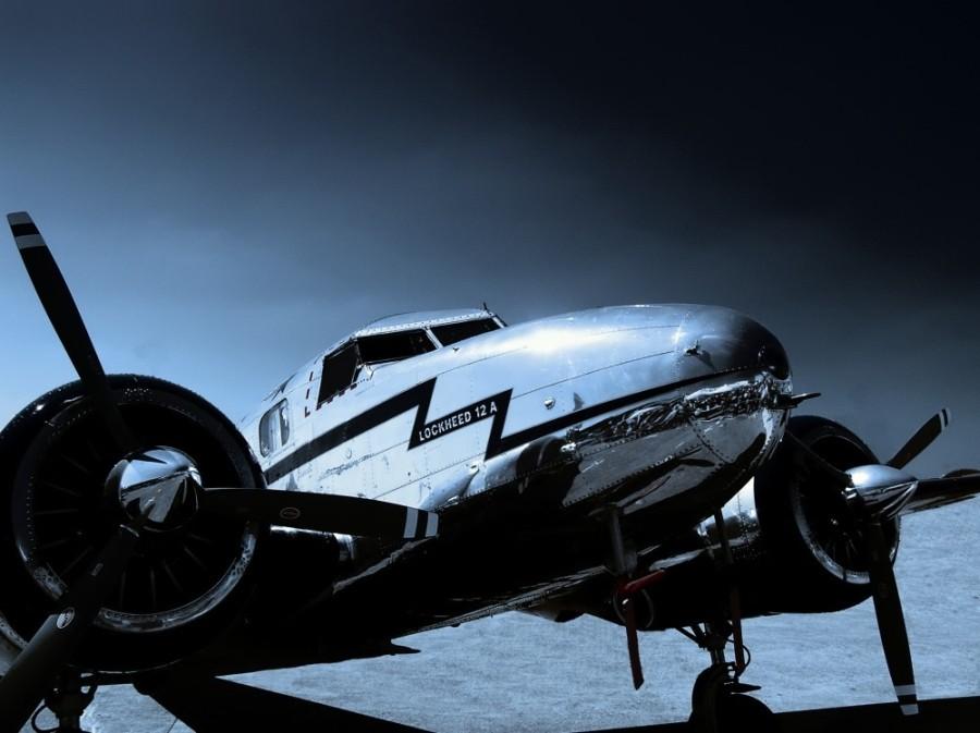 Lockheed 12 A