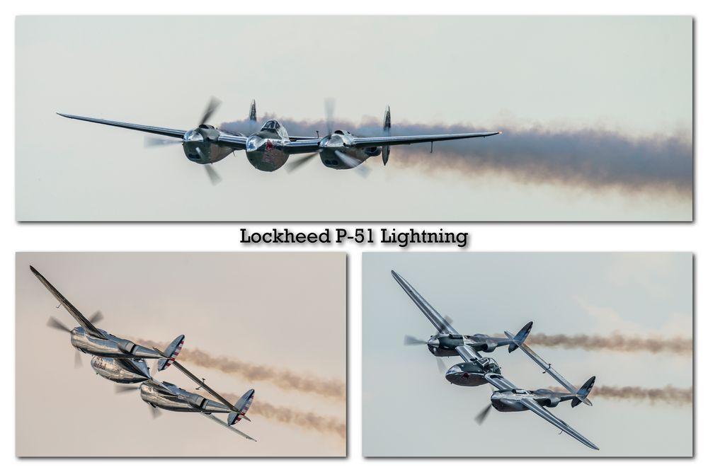 Lockheed P-51 Lightning