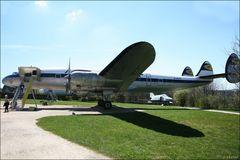 Lockheed Super Constellation  D-ALIN