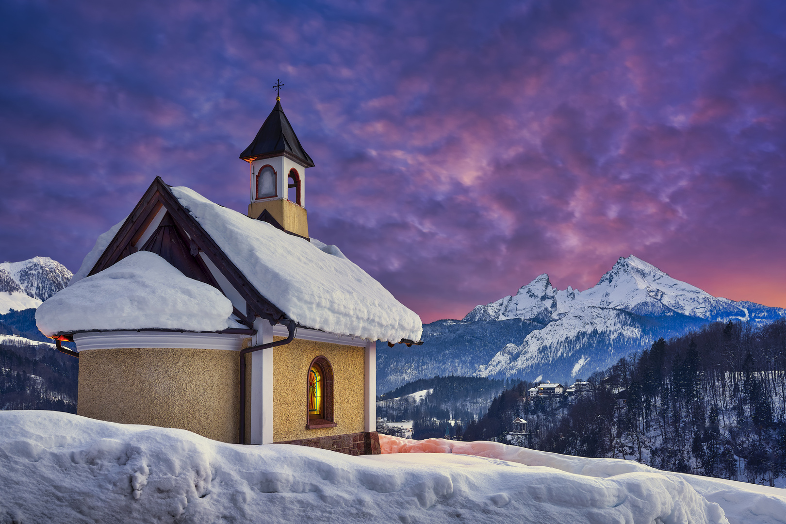 Lockstein Kapelle