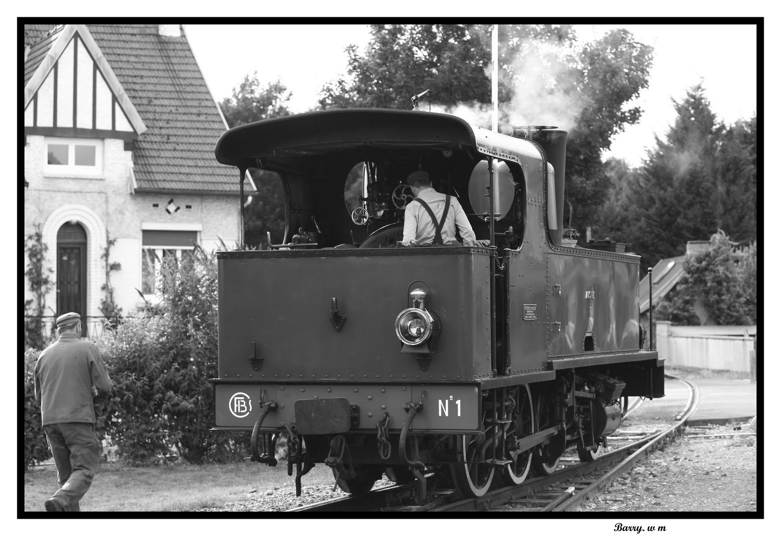 Locomotive de saint Valéry sur somme 2
