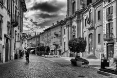 Lodi, Corso Umberto