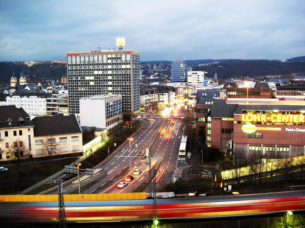 .. Löhrcenter Koblenz..