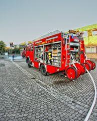 Löschgruppenfahrzeug der Bergheimer Feuerwehr 2