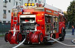 Löschgruppenfahrzeug der Bergheimer Feuerwehr