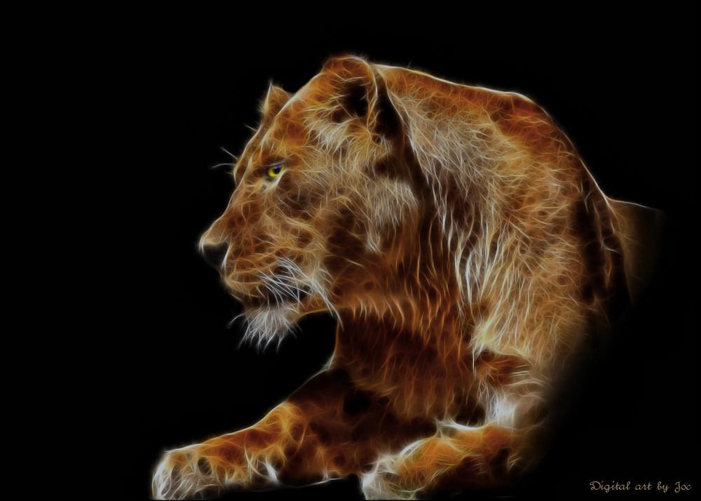 Löwe Fractalius