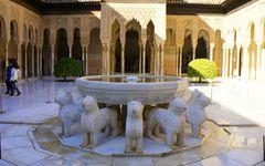 Löwenbrunnen Alhambra