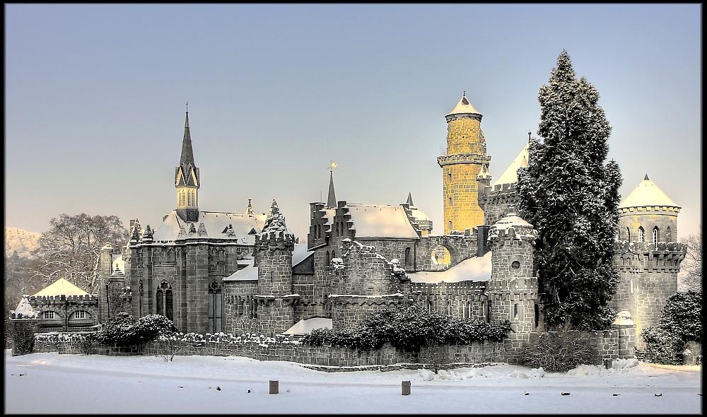 Löwenburg Kassel
