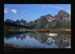 Lofoten 2007 - Hammerstad