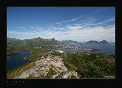 Lofoten 2007 - Svolvaer