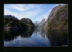 Lofoten 2007 - Trollfjord