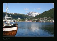 Lofoten 2007 - Tromsö