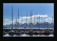 Lofoten 2007 - Tromsö Hafen