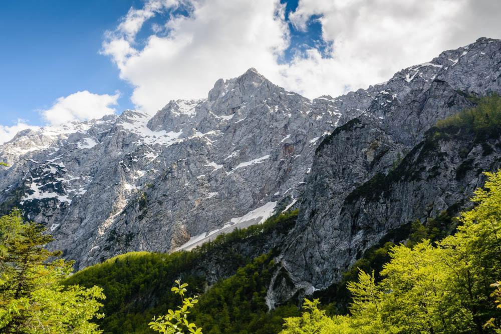 Logar Naturpark in Slowenien