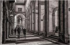 Loggiato del Corridoio Vasariano