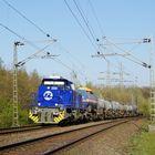 Lok 209 --Infraleuna-- am 15.04.19 in Bergkamen