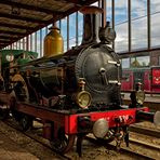 Lok im Eisenbahnmuseum 015