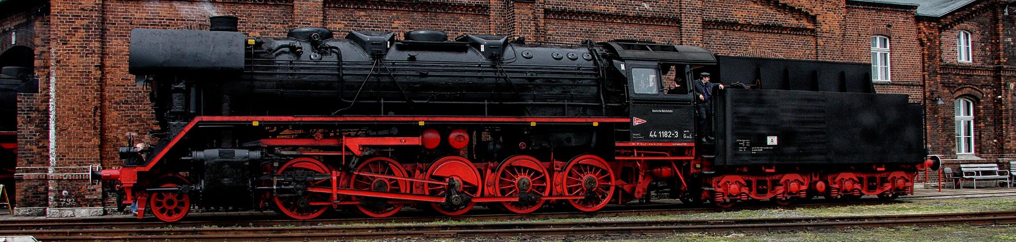 Lokfest im Traditionsbahnwerk