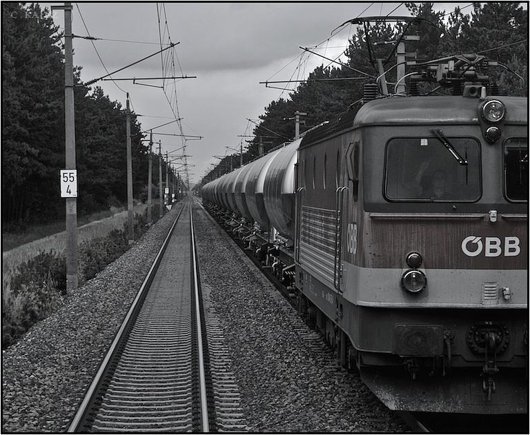 Lokführer Gruß II
