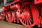 Lokomotivdetail