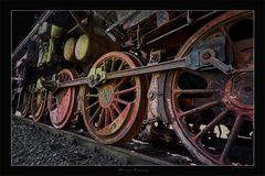 Lokomotive Baureihe 50
