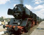 Lokomotive in Bad Doberan