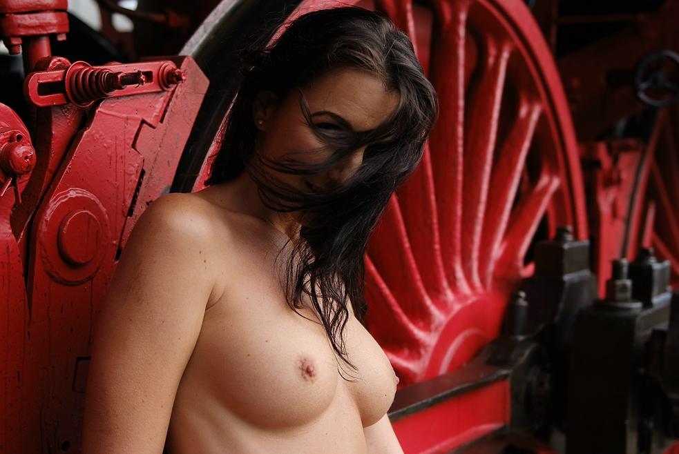 Lokomotiven sind weiblich