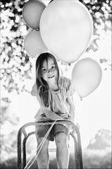 Lola und die Ballons
