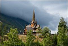 Lom Stabkirche