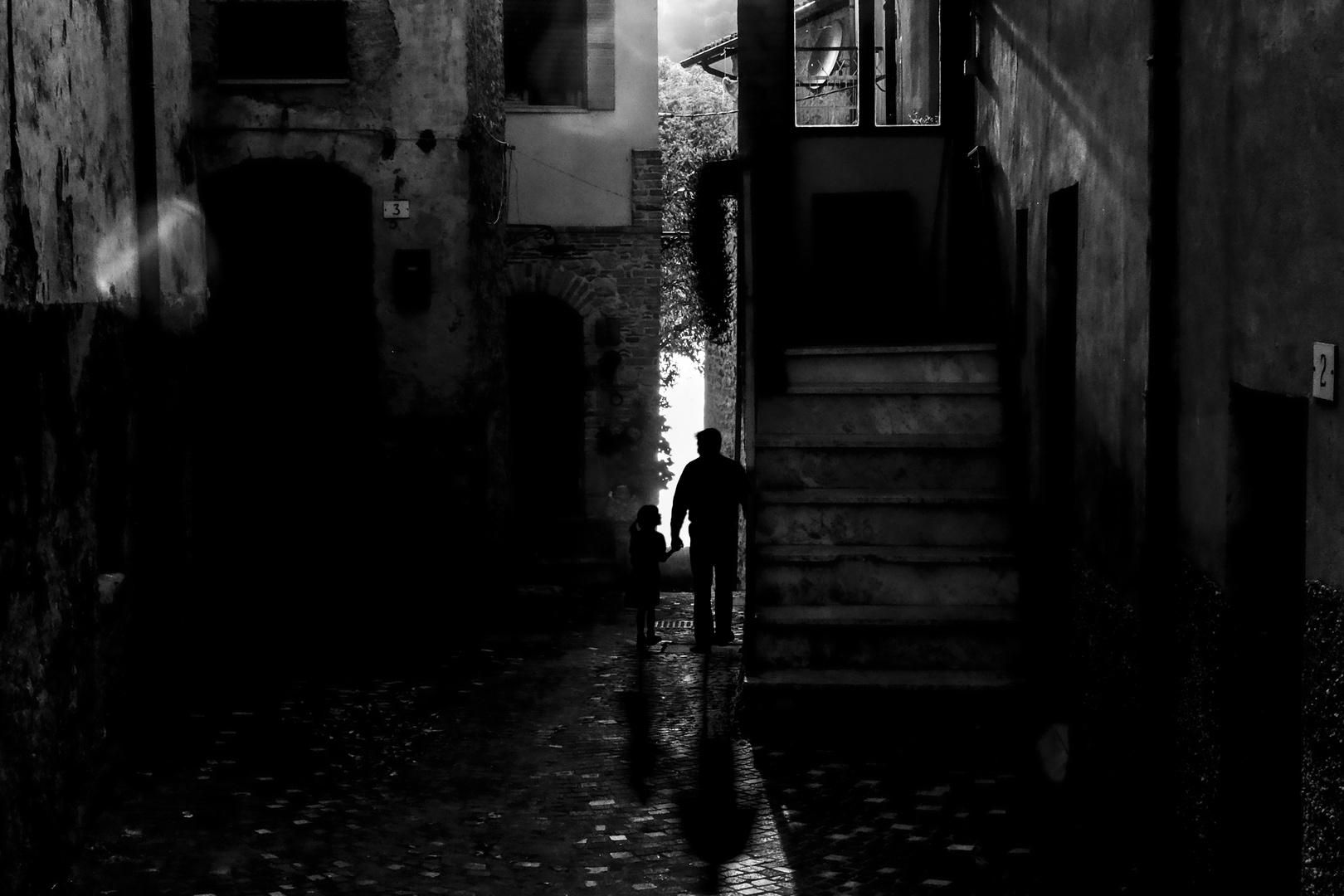 L'ombra di mio padre...