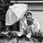 L'ombrelle de la mariée