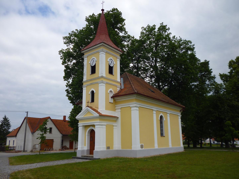 Lomnice nad Lužnicí in Südböhmen