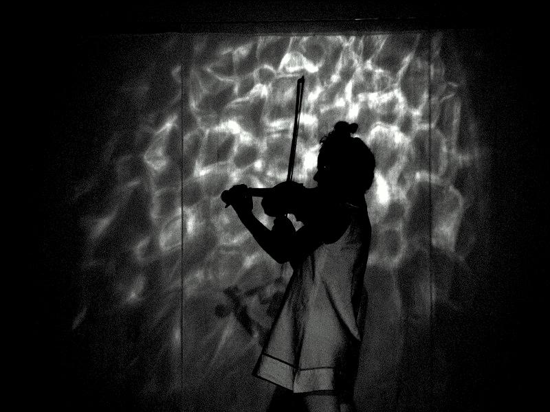 L'onde du violon