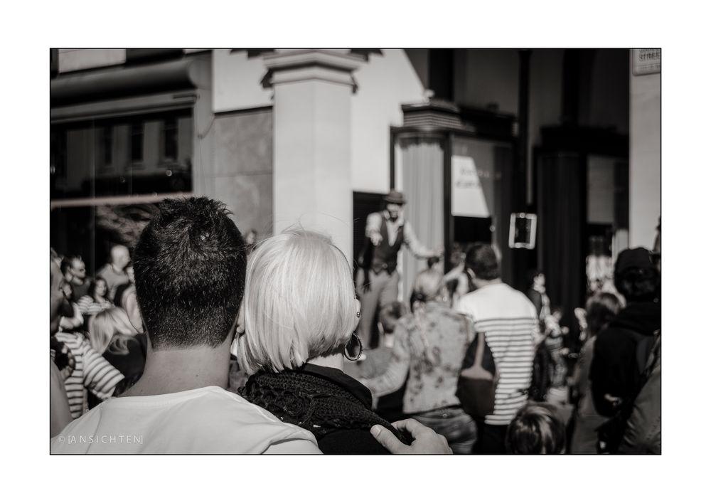 London 008 - Streetart b/w
