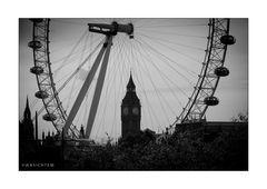 London 011 - BIG BEN in the EYE